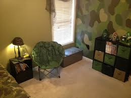 Terrific Army Bedroom Wallpaper 2
