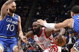 Houston Rockets Vs Orlando Magic Game Preview The Dream Shake