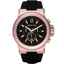 "men s michael kors dylan chronograph watch mk8184 watch shop comâ""¢ mens michael kors dylan chronograph watch mk8184"
