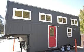 gooseneck tiny house. 30ft Streamline Gooseneck Tiny House 001