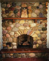 Open Stone Fireplace Contemporary Stone Fireplace Surround Frame For Clean House Nice
