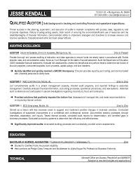 Internal Auditor Resume Examples Cover Letter Samples Cover