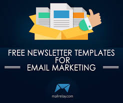 Ngo Newsletter Templates Free Newsletter Templates For Email Marketing