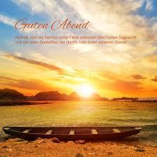 Sonnenuntergang Am Meer Guten Abend Wunderbare Bilder