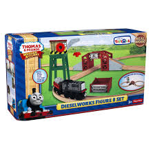 thomas friends fisher wooden railway island of sodor playtable fisher y4412 best gifts 2018