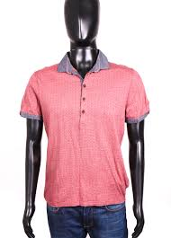 Ted Baker Size Chart Mens Details About Ted Baker Mens Polo Shirt Cotton Red Size M