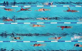 three easy swim workouts for beginners