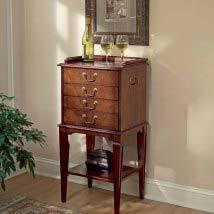 wood storage cabinets. plantation cherry silver chest wood storage cabinets o