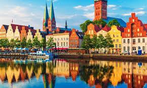 Топик Германия на английском тема страны с переводом Английский  Красота городов Германии