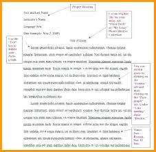 Essay Format Example Apa Essays How To Write A Research Paper Buy
