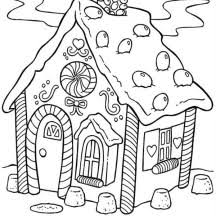 gingerbread house coloring sheet contemporary decoration gingerbread house coloring page free