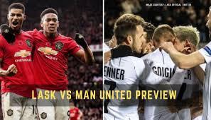 LASK vs Man United live streaming ...