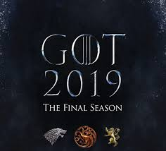 game of thrones final season poster 2019 hbo