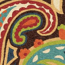 orian rugs bright colors paisley monteray indoor outdoor area rug orian rugs bright colors paisley monteray indoor outdoor area rug or runner