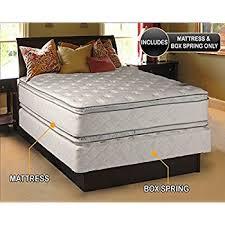 mattress king size. King Size Pillow Top Mattress