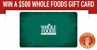 whole foods gift card check balance photo 1