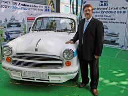 ambassador car new releaseHindustan Motors gears up for small car launch next fiscal  autos