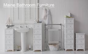 new england style bathroom cabinets. maine new england white bathroom furniture style cabinets the lighthouse
