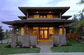 Contemporary Craftsman House Plan   So Replica HousesContemporary Craftsman House Plan