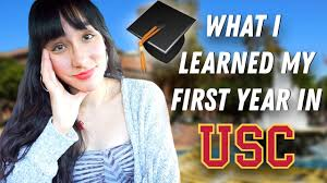 USC COLLEGE ADVICE!+first year completed! - YouTube