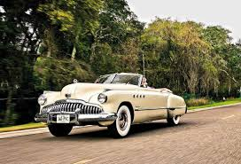1949 Buick Series 70 Roadmaster Convertible road test restored ...