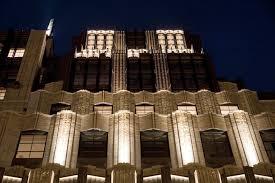 building facade lighting. Art Deco Icon Illuminates The New York Skyline | Lux Magazine Luxreview.com Americas Home Page Building Facade Lighting
