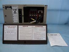 rv power panel rv power converter battery charger and ac distribution panel