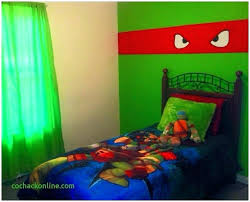 Ninja Turtle Bedroom Decor Ninja Turtles Bedroom Decorations Ninja ...
