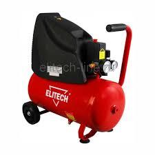 Безмасляный <b>компрессор Elitech КПБ 190/24</b>+<b>4К</b>: цена ...