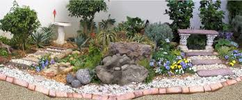 Small Picture small rock garden ideas Landscaping Gardening Ideas