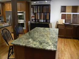 rainforest green granite