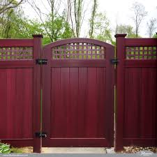 Pvc Gate Archives Illusions Vinyl Fence with Pvc Vinyl Fence Colors