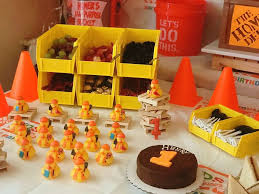 The Home Depot Workshop Birthday Party Ideas Photo 5 Of 21