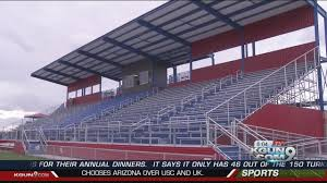 Kino Sports Complex Seating Chart F C Tucson Hosts Mls Team In First Game At New Kino Sports Complex Stadium