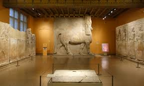 interior view photography. File:Interior View With Khorsabad Lamassu - Oriental Institute Museum, University Of Chicago Interior Photography