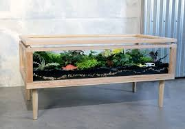 terrarium furniture. view in gallery how to make a terrarium table furniture r