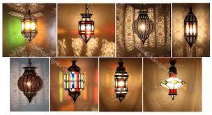 amazing moroccan lamps for inspiring pendant lighting ideas