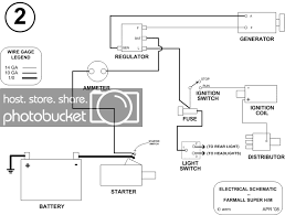 1950 farmall super a wiring diagram wiring diagram technic farmall tractor wiring diagrams by robert melville photobucket