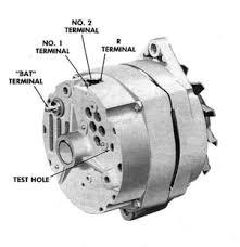 10si & 15si, type 116 and 136 alternator repair manual 10si Alternator Wiring Diagram figure 1 typical 10si alternator 10si alternator wiring diagram with amp meter