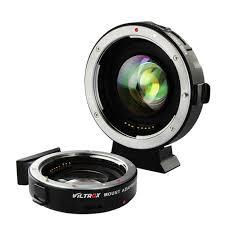 Адаптер <b>Viltrox EF</b>-<b>M2 II</b> (v.2) для объектива Canon EF на байонет ...