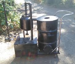 Gasifier Burner Design Power In The Apocalypse How To Build A Wood Gasifier 6
