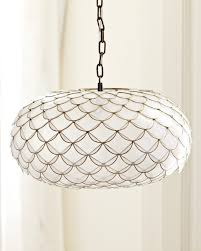 home inspirations amusing prefeial diy faux capiz shell chandelier remodelaholic faux with endearing capiz chandelier
