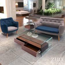 zuo modern gem coffee table