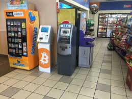 Vending Machines Sacramento Delectable Bitcoin ATM In Sacramento Chevron And McDonalds