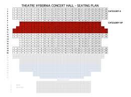 Hybernia Theatre Seating Chart The Nutcracker Ballet At Hybernia Theater Prague