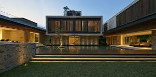 Contemporary Architecture - JKC2 House by ONG