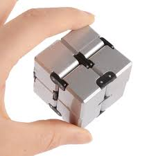 infinity cube 3. aliexpress.com : buy good infinity cube mini fidget toy finger edc anxiety stress relief magic blocks adult children kids toys funny from reliable 3 t