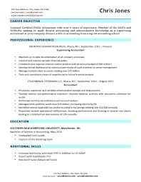 General Resume Objective Best Objectives For A Resume Noxdefense