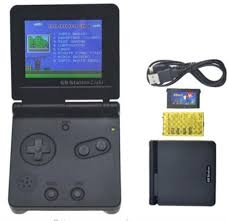 Gameboy Micro Charging Lights Us 15 77 Gb Station Light Boy Sp Pvp Retro Mini Handheld Game Player Built In 142 Games Portable Video Console 2 7 Lcd 8 Bit Games In Handheld