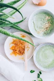 3 anti inflammatory aloe face masks for every skin type